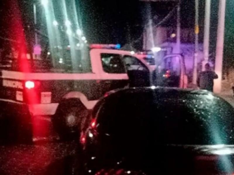 Ebrio le arranca dedo a policía de Tlacotepec