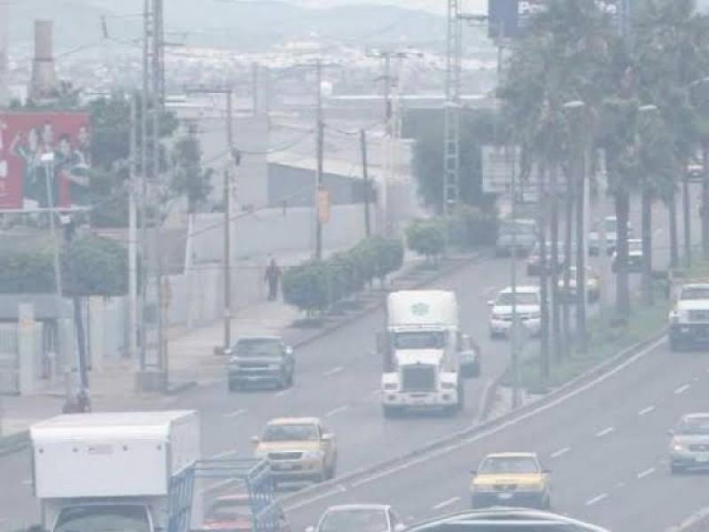 Ecatepec registra mala calidad de aire