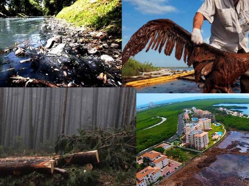 Ecocidios, desgracias ambientales que han dejado huella en México