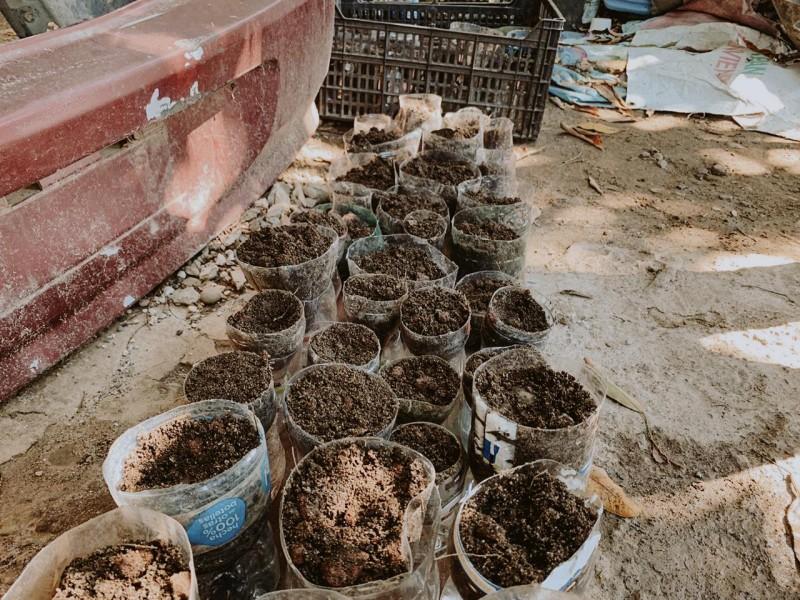 Ecoladrillos, otra forma de practicar el sobreciclaje