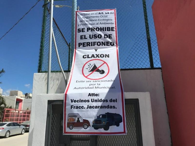 Ecología regulará el perifoneo en calles del municipio