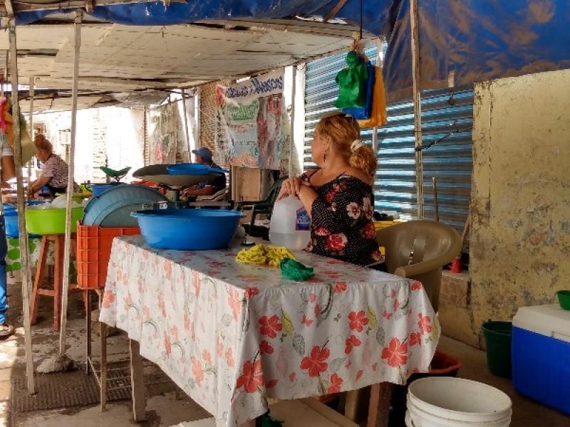 Economía familia y comercio sin recuperarse en Tuxpan