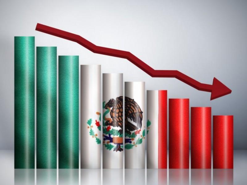Economía mexicana cae 8.2% en 2020: INEGI