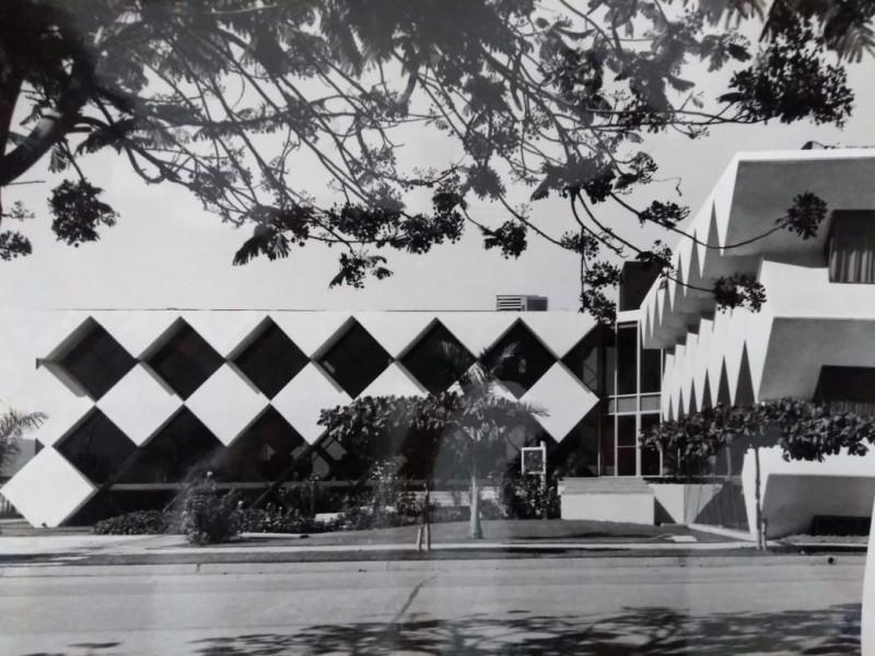 Edificio de AARFS, moderno y funcional