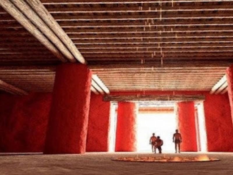 Edificios de La Quemada vuelven a la vida con tecnología