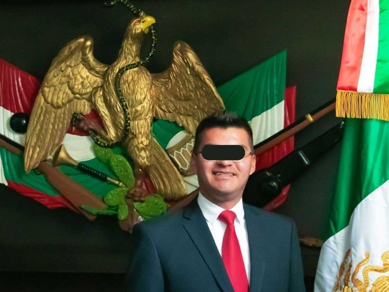 Edil José Alejandro N. continuará detenido en Puebla