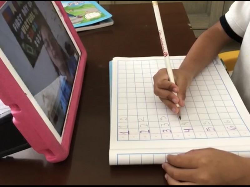 Eduación a distancia no generará más rezago educativo en alumnos