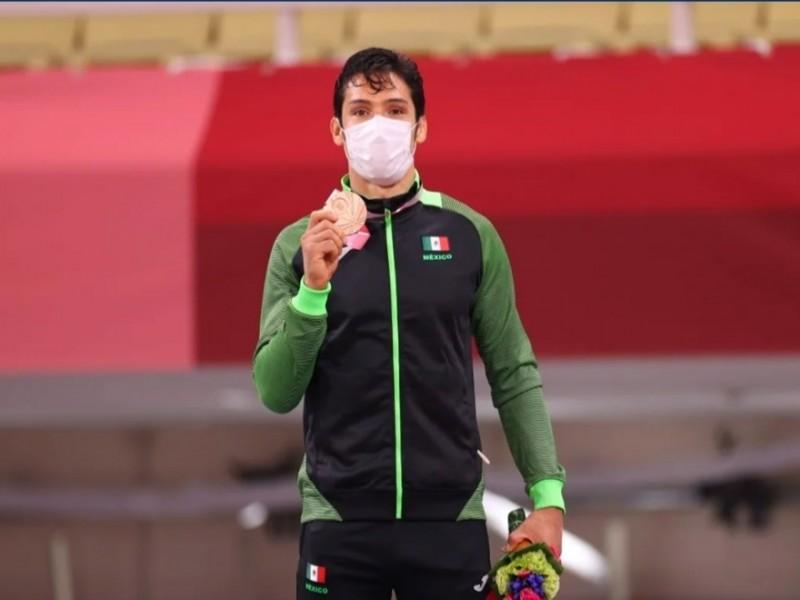 Eduardo Ávila obtiene el bronce en los Juegos Paralímpicos