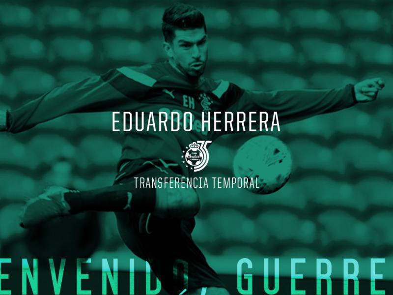 Eduardo Herrera regresa a jugar a Santos