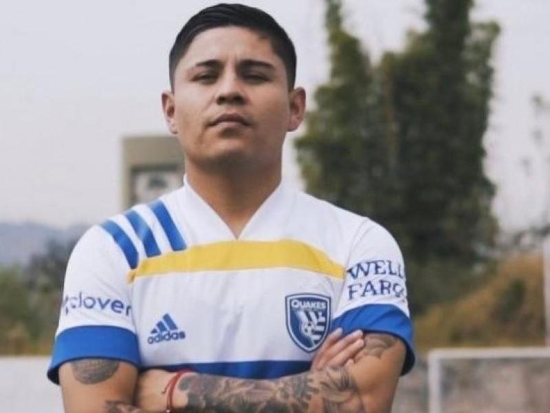 Eduardo Lopez nuevo jugador de San Jose Earthquakes