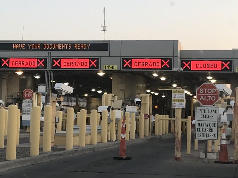 EE UU reabrirá la frontera con México en noviembre