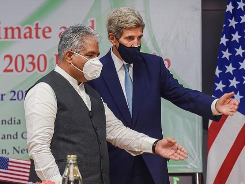 EEUU e India se comprometen a actuar ante cambio climático