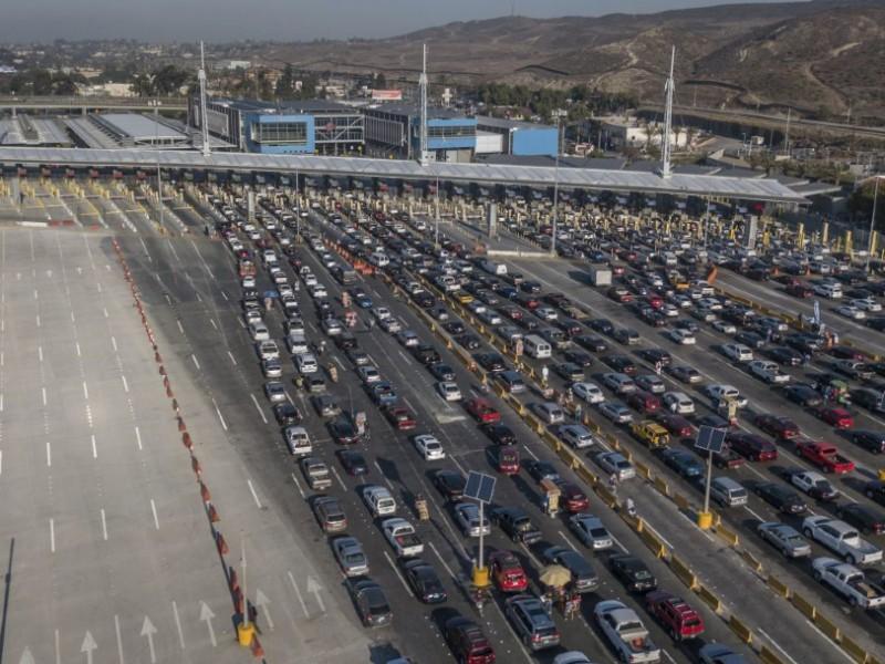 EEUU extiende cierre de frontera con México y Canadá