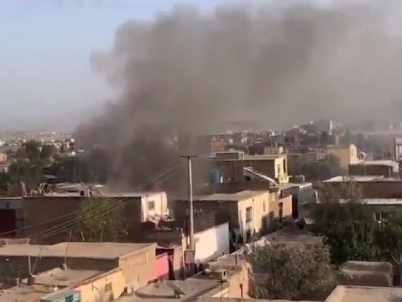 EEUU lanza ataque en Kabul contra vehículo del EI