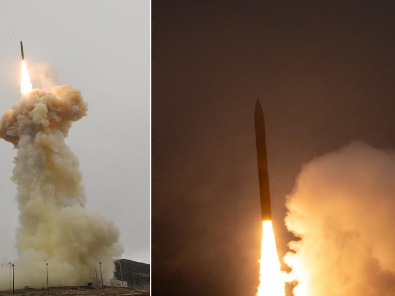 EEUU prueba exitosamente propulsor de su Vehículo Exoatmosférico de destrucción