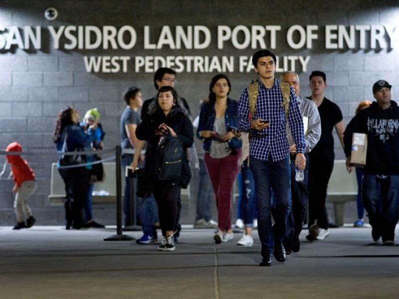 EE.UU. reabre el cruce fronterizo de San Ysidro