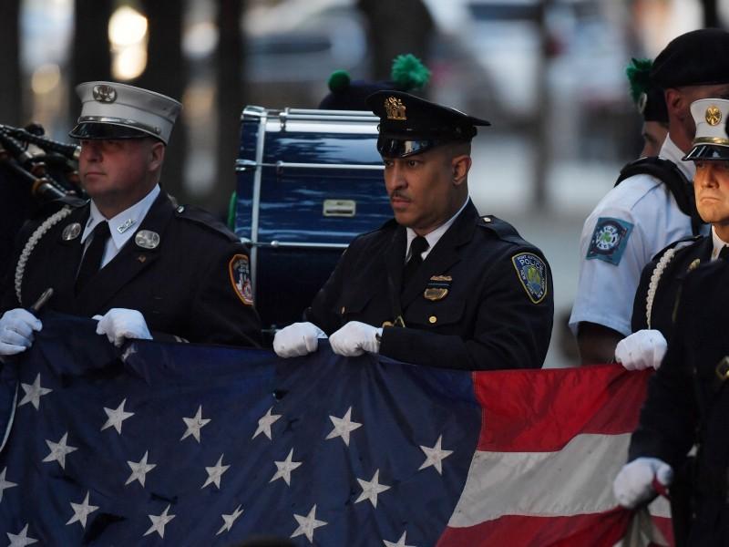 EEUU recuerda a caídos en Afganistán durante ceremonia del Pentágono
