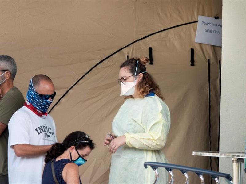 EEUU supera las 540 mil personas muertas por Covid-19