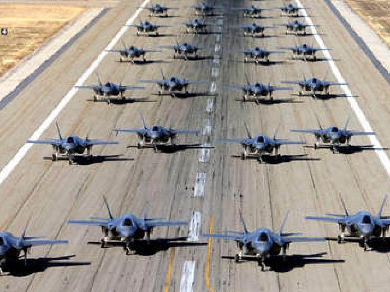 EEUU venderá a Emiratos Árabes Unidos aviones de combate