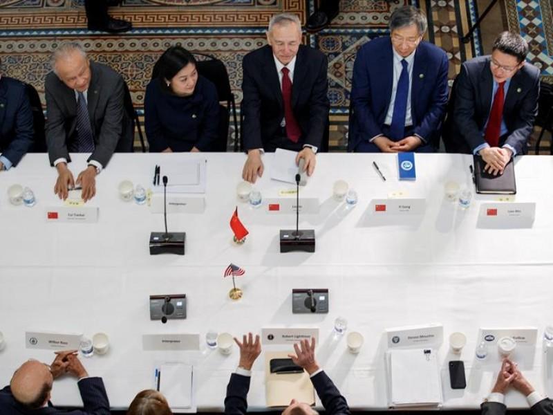 EE.UU. y China vuelven a mesa de negociación