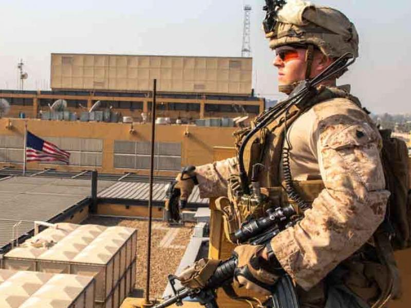 EE.UU..reducirá sus tropas en Irak de 5200 a 3000