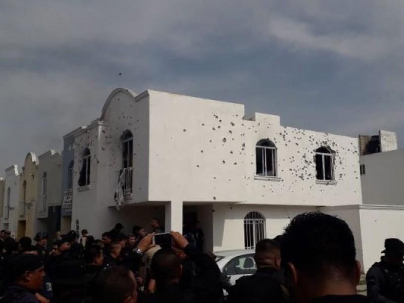 📹🚨Balacera en Jalisco deja 4 muertos