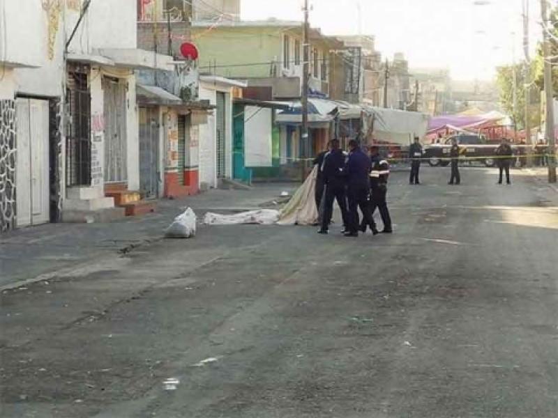 Ejecutado en Iztapalapa tenía antecedentes penales