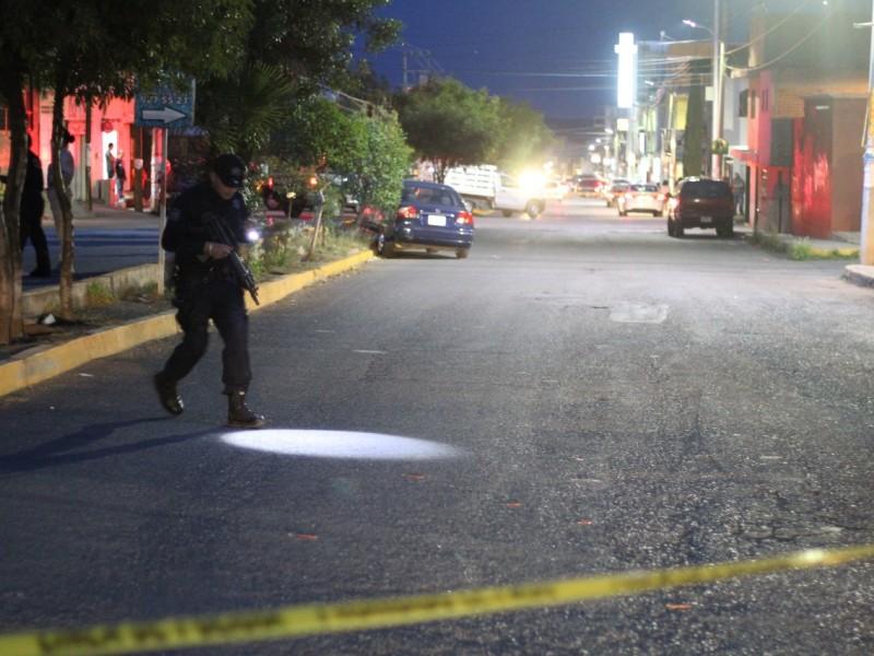 Ejecutado y dos heridos en La Condesa