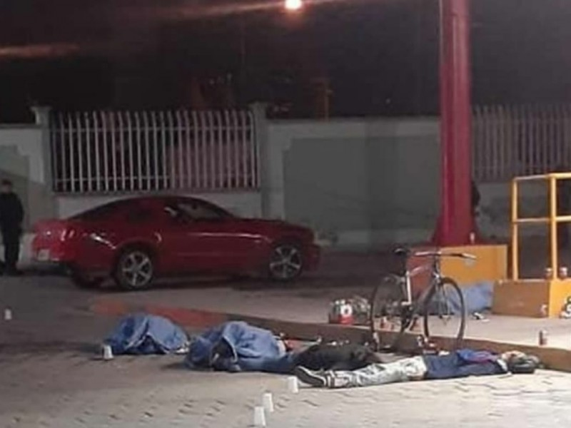 Ejecutan a 6 personas en Tecamachalco, posible ajuste de cuentas