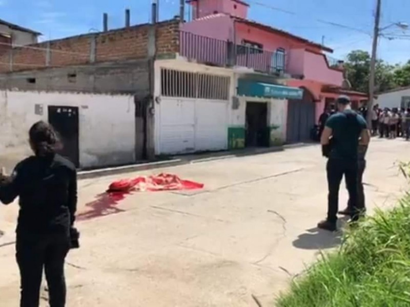 Ejecutan a comerciante de Villaflores