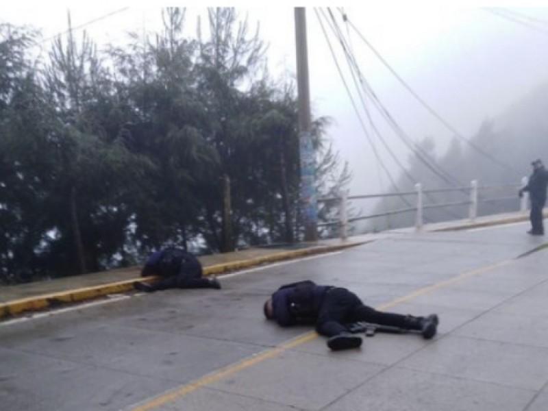 Ejecutan a dos policías en Tlaquilpa