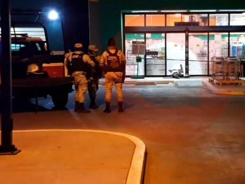 Ejecutan a hombre al sur de Guaymas, víctima 41