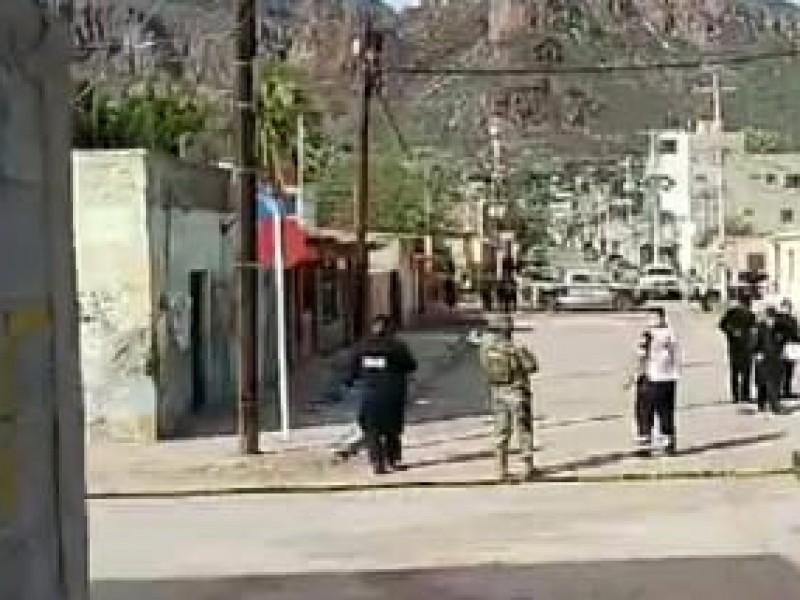 Ejecutan a hombre en sector Yucatán