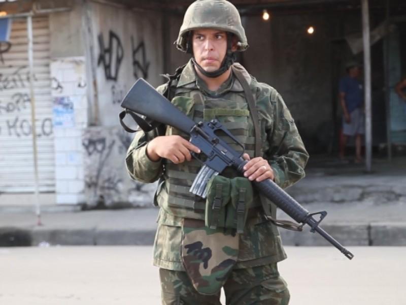Ejército brasileño actuará en estado fronterizo con Venezuela