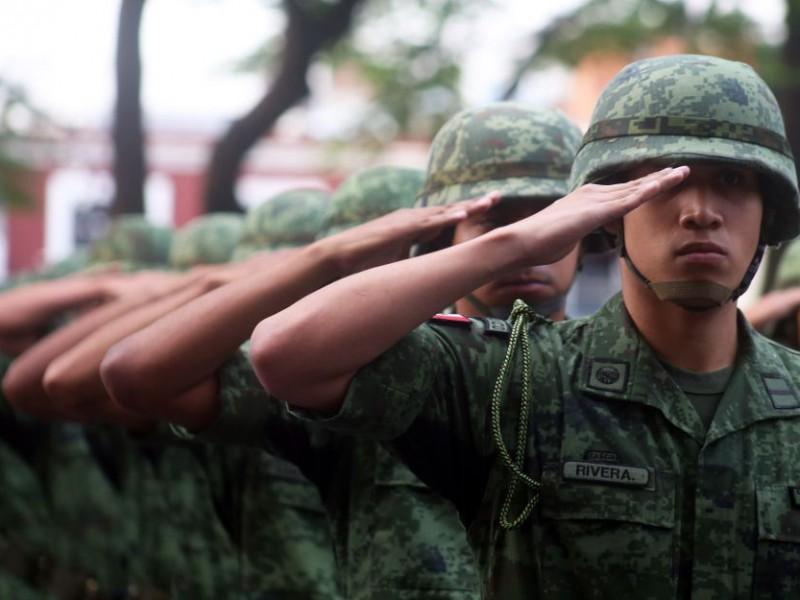 Ejército dejará de ser una institución intocable: Jesús Lemus