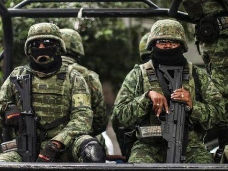 Ejército mexicano y GN rescatan a personas secuestradas en Jalisco