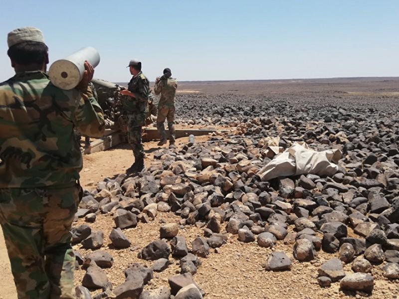 Ejército sirio frustra ataque con misiles de Israel