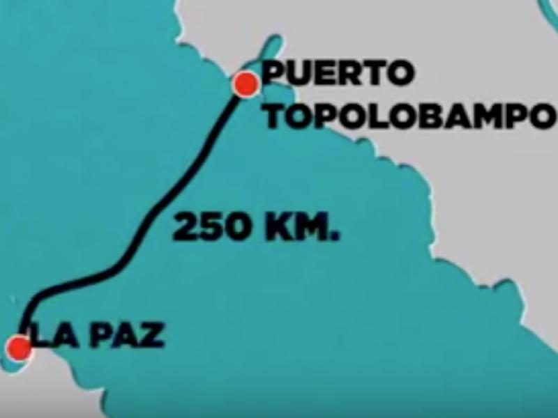 Ejidatarios de Sinaloa frenan instalación de cable submarino