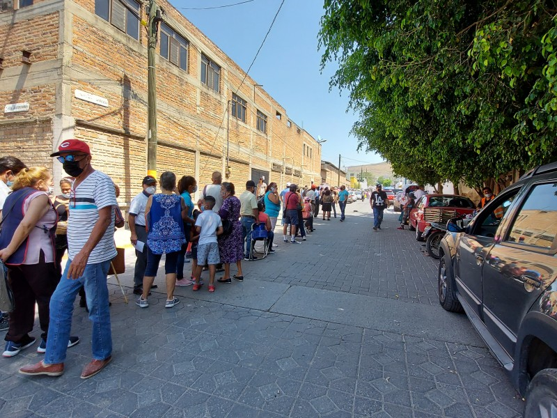 El 11.9% de la población en Jalisco ha sido vacunada