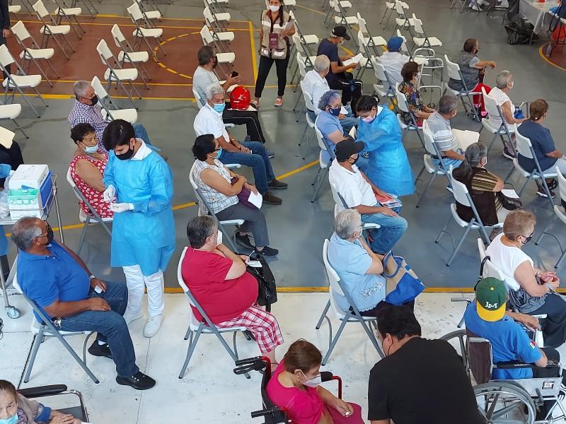 El 11.93% de la población en Jalisco ha sido vacunada