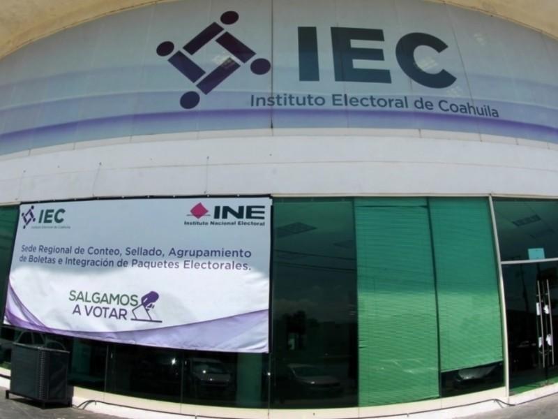 El 18 de octubre podrían celebrarse las elecciones en Coahuila