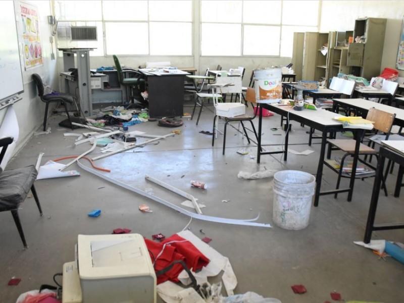 El 35% de las escuelas necesita reparaciones: SNTE
