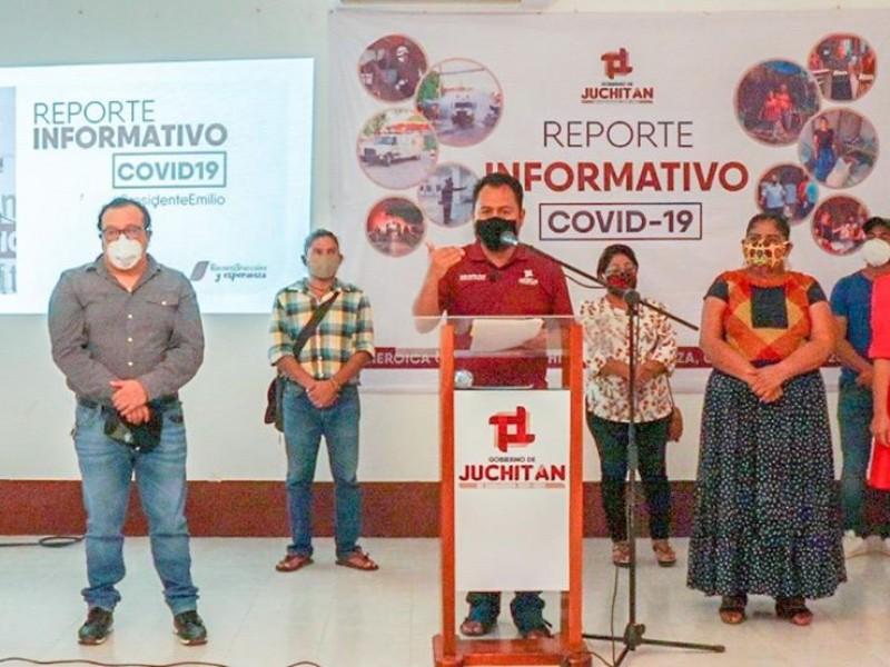 El 4 de agosto se reanudarán actividades comerciales en Juchitán