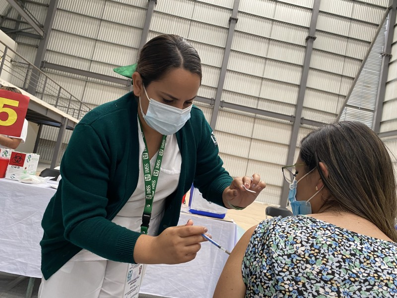 El 69% de los veracruzanos ya fueron vacunados contra covid