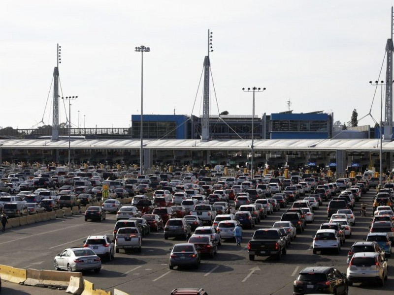 El 8 de noviembre abrirán la frontera