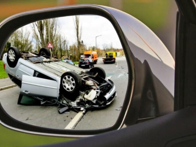 El 85% de accidentes viales es por irresponsabilidad del conductor