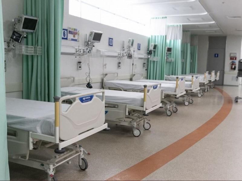 87% de hospitalizados por covid-19 en estado crítico