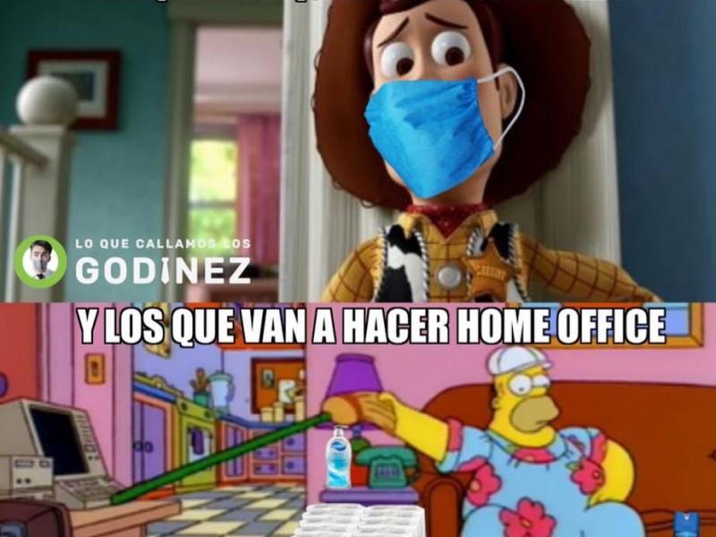 El buen humor del mexicano en tiempo de coronavirus