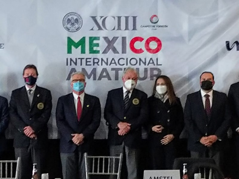 El Campestre Torreón albergará torneo internacional de Golf