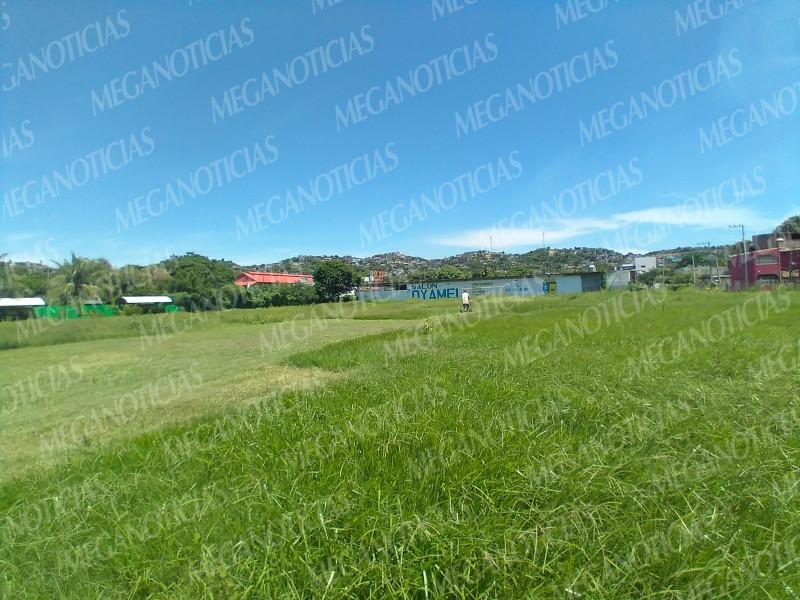 El campo agrario no se vende: Liga de fútbol SC